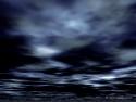 Fond d'écran Crépuscule sombre à télécharger gratuitement