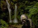 Fond d'�cran Gollum � t�l�charger gratuitement