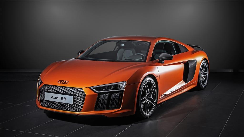 Fond D 233 Cran Audi R8