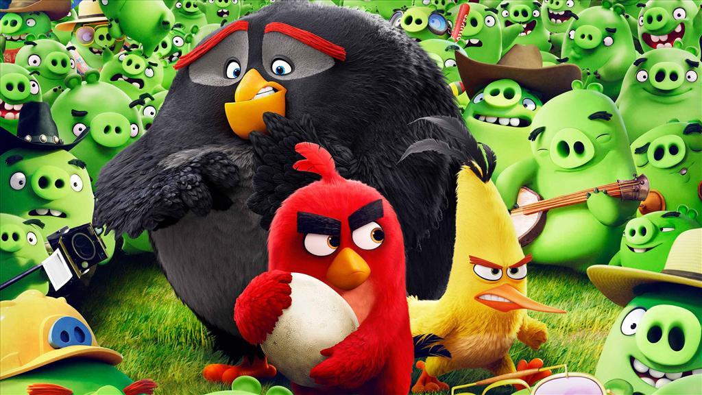 Fond d 39 cran angry birds - Telecharger angry birds gratuit ...