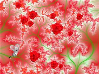 Tube fond vectoriel en forme de coeur fleur vector brillantine tattoo - Fleur en forme de coeur ...