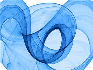Fond d 39 cran dynamique bleue for Fond de page word gratuit