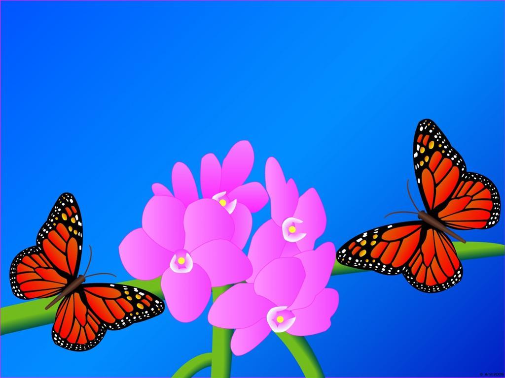 Fond d 39 cran couleurs du printemps - Couleur du printemps ...