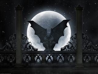 dans fond ecran vampire 5155
