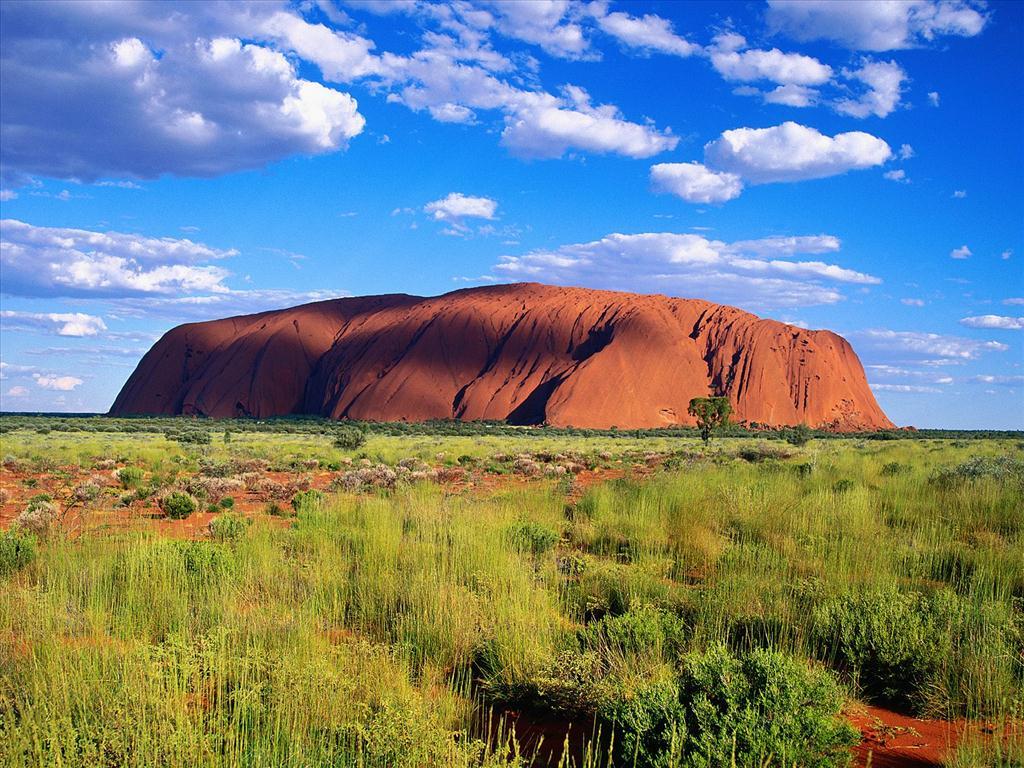 Uluru-Kata Tjuta National Park, Australia  № 891606 без смс