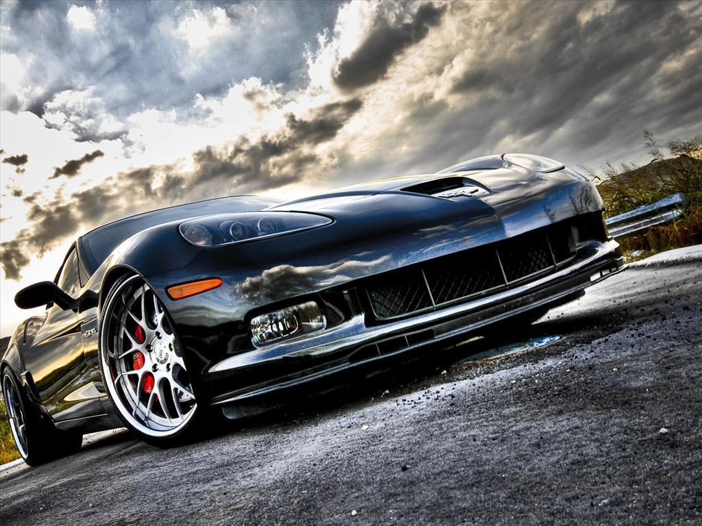 Chevrolet Corvette бесплатно