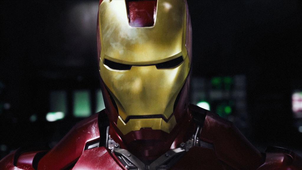 Fond d 39 cran iron man - Iron man 2 telecharger gratuit ...