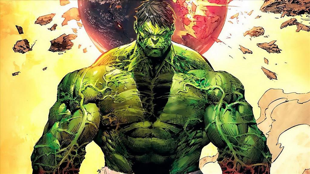 Fond d 39 cran hulk - Telecharger hulk ...