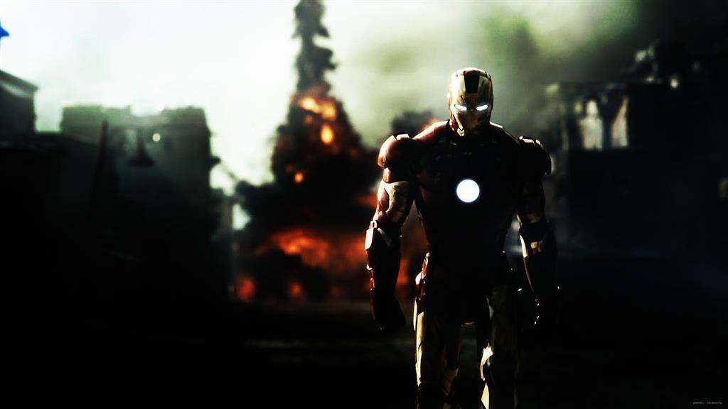 Fond d 39 cran iron man - Iron man telecharger ...