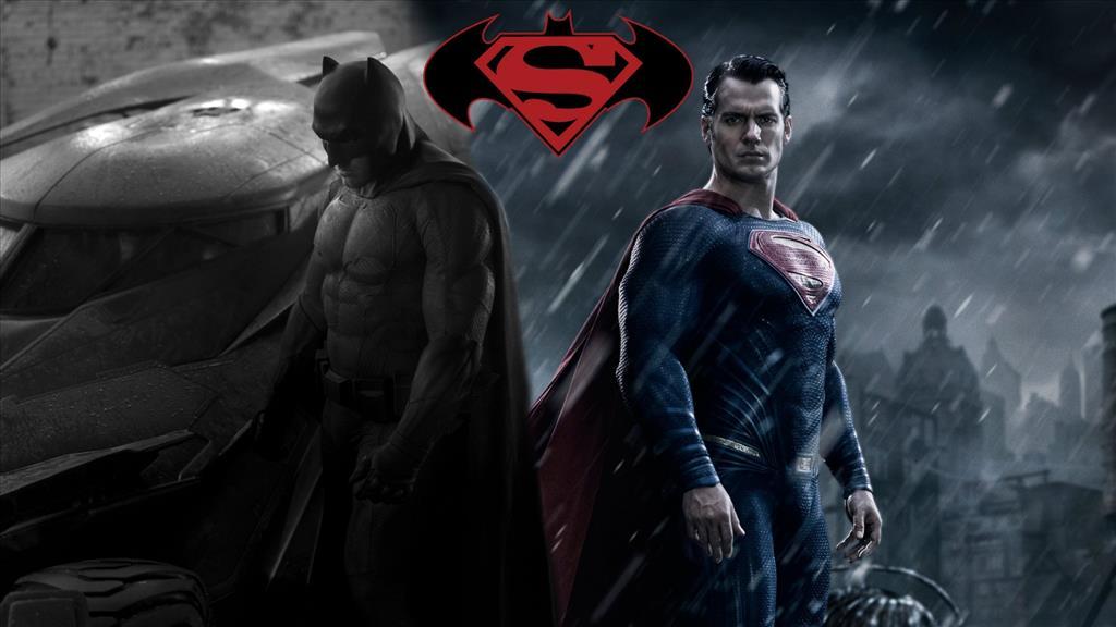 Fond D'écran Batman Vs Superman